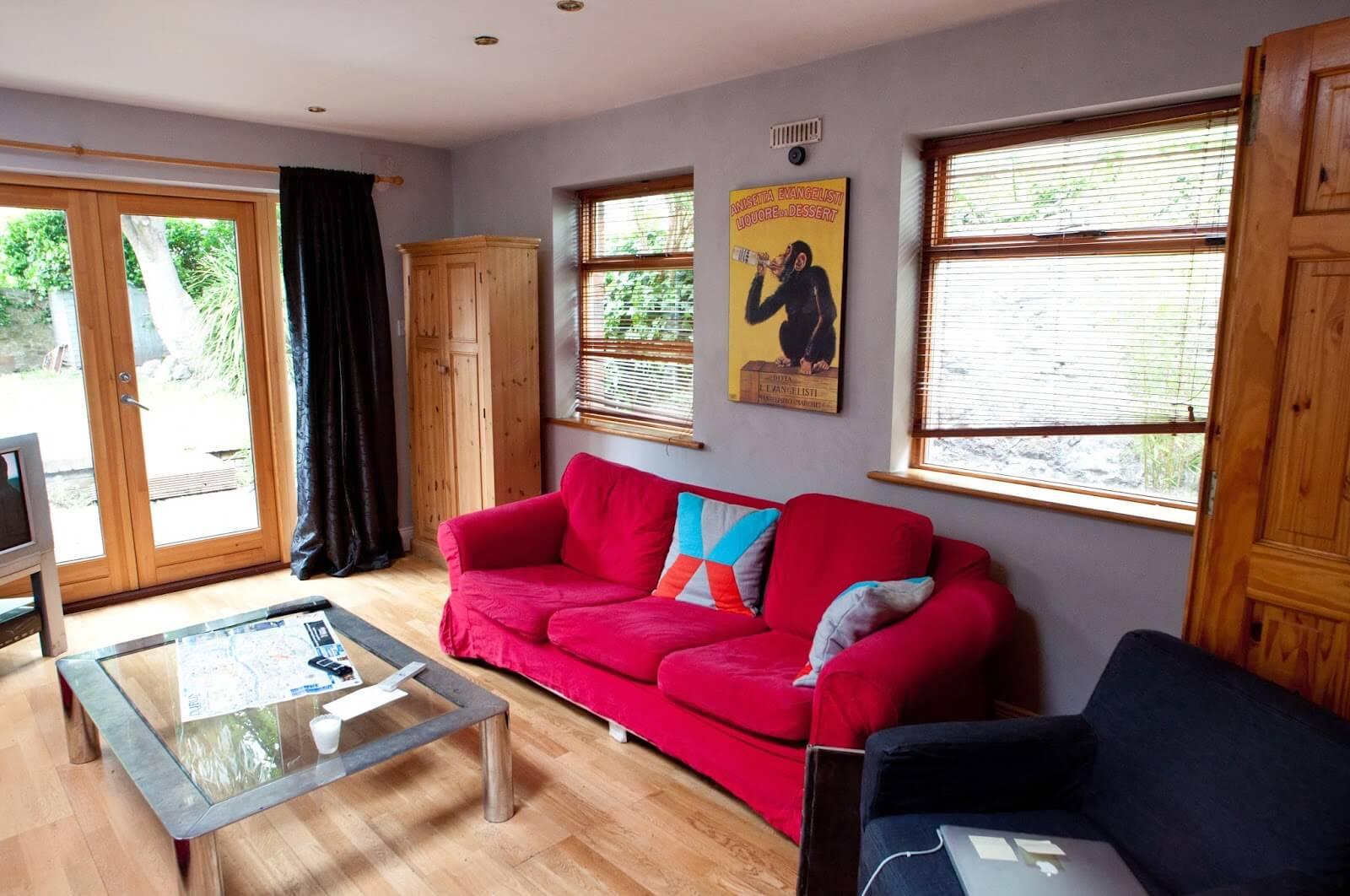 The living room stint ireland for Living room dublin
