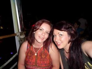Bronagh and Myself