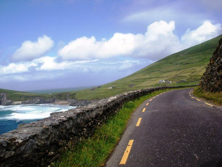 Stereotypes of Ireland: countryside