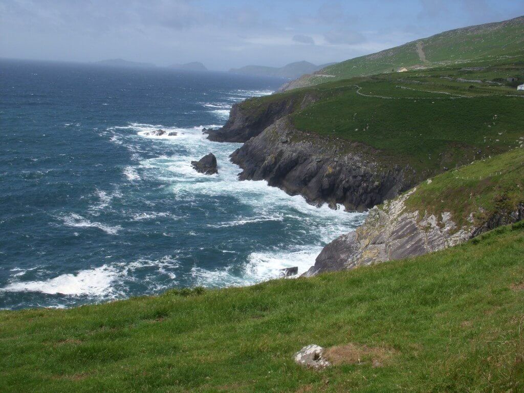 Ireland is beautiful, even beyond the stereotypes