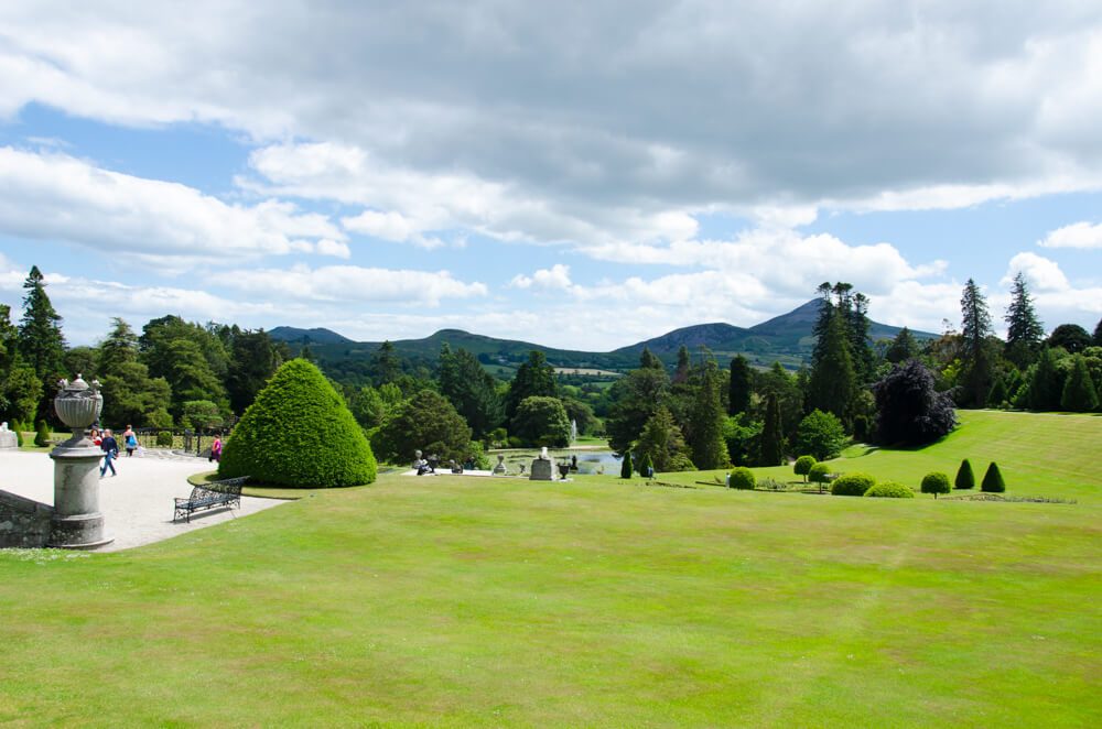 A relaxing day trip in Co. Wicklow, the garden of Ireland.